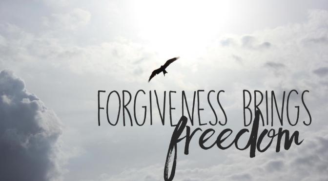 Przebaczenie prowadzi do pokoju a pokój do         wolności