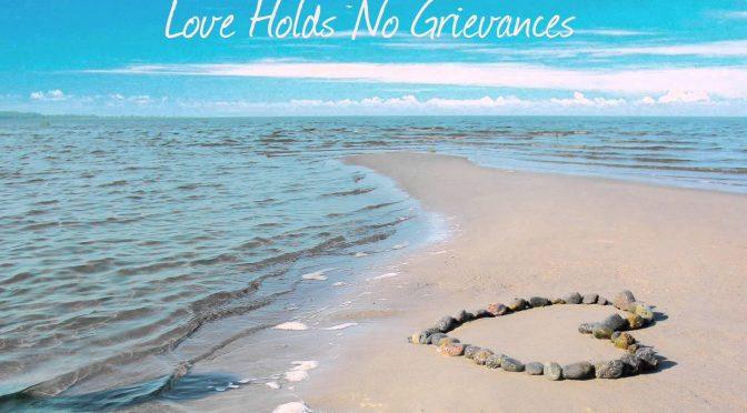 Miłość nie żywi żalu
